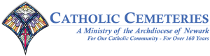 Catholic Cemeteries logo